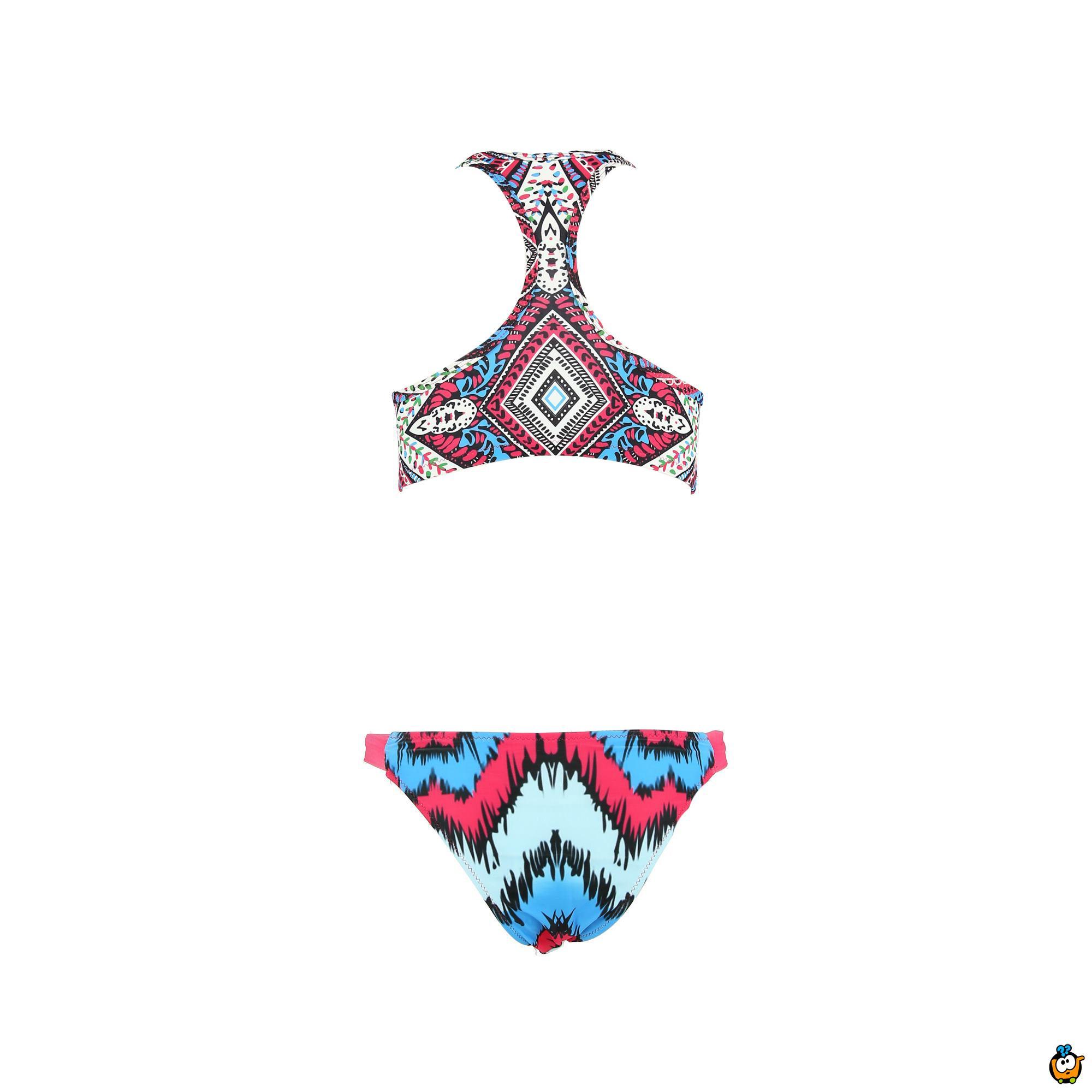 Dvodelni ženski kupaći kostim - SUN TOP