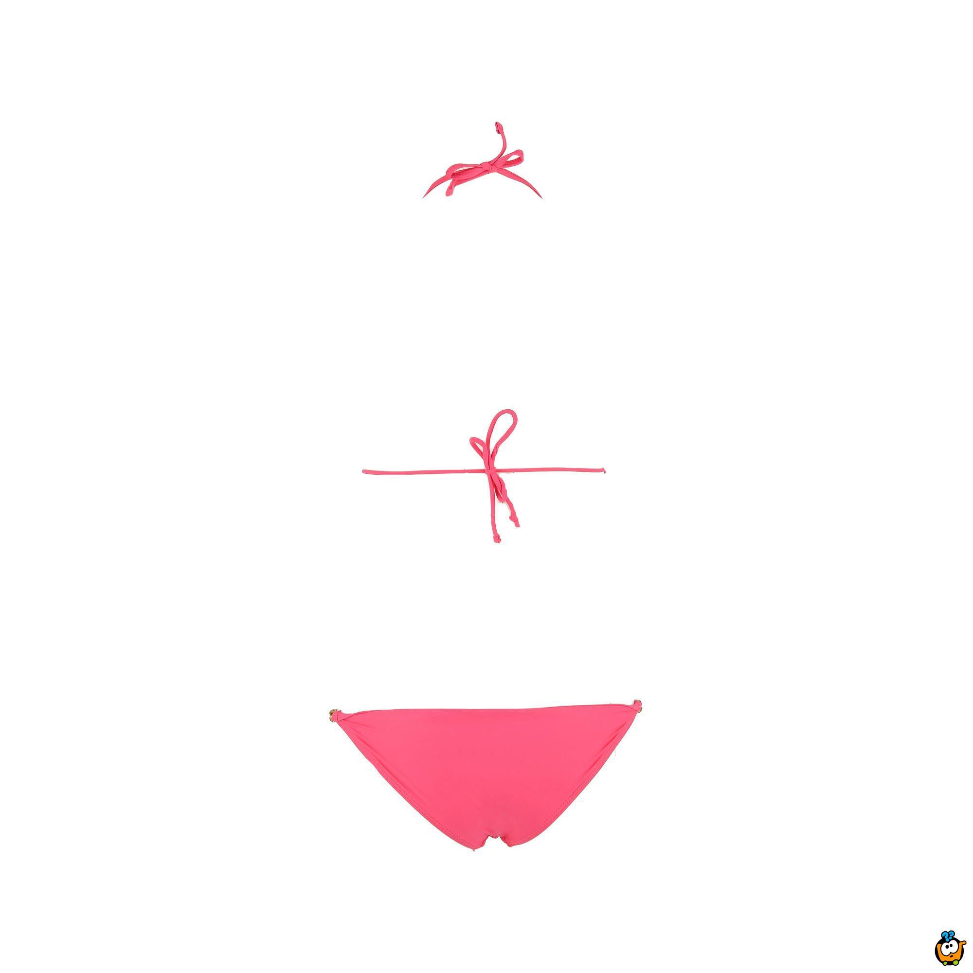 Dvodelni ženski kupaći kostim - 1MILLION PINK