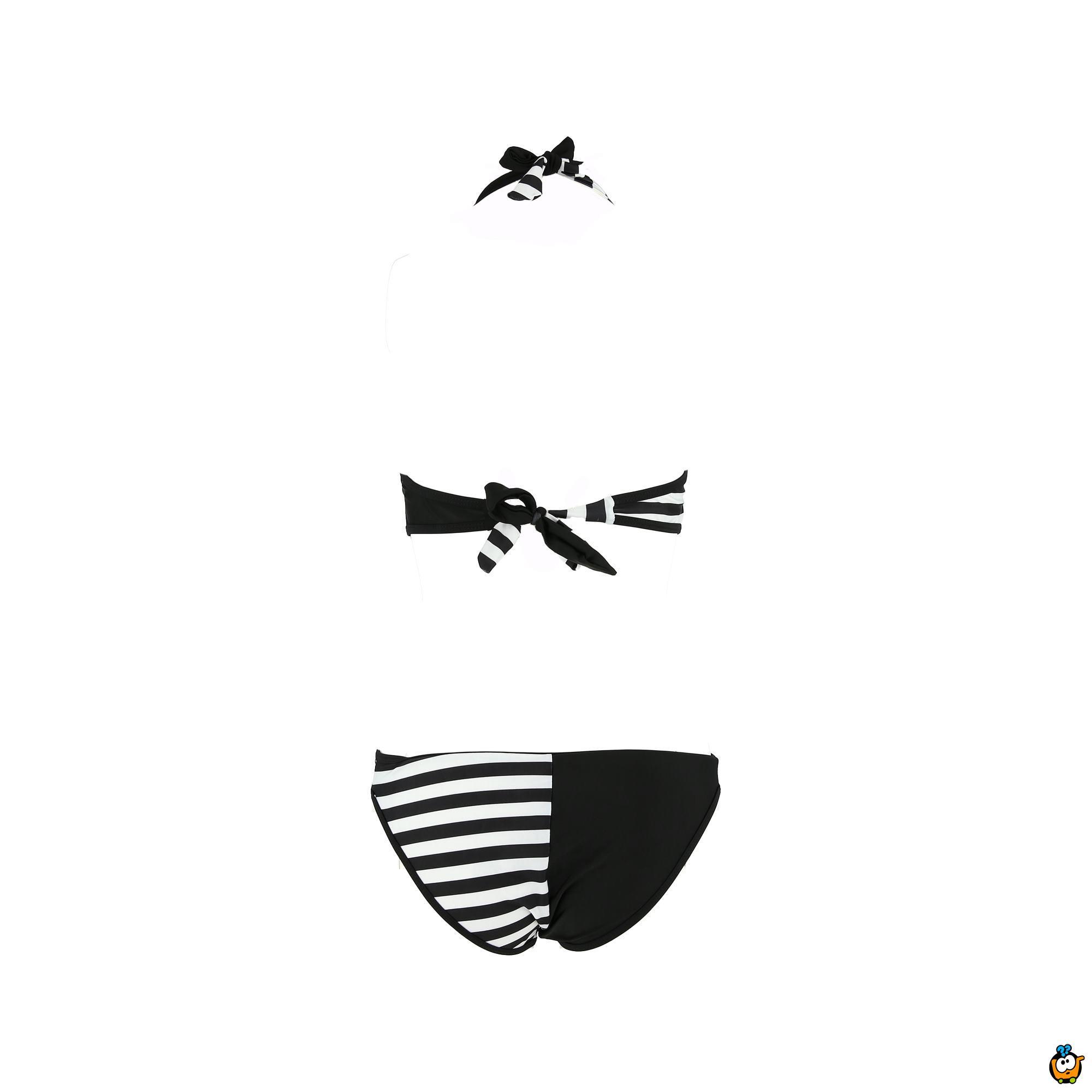 Jednodelni ženski kupaći kostim - XYZ