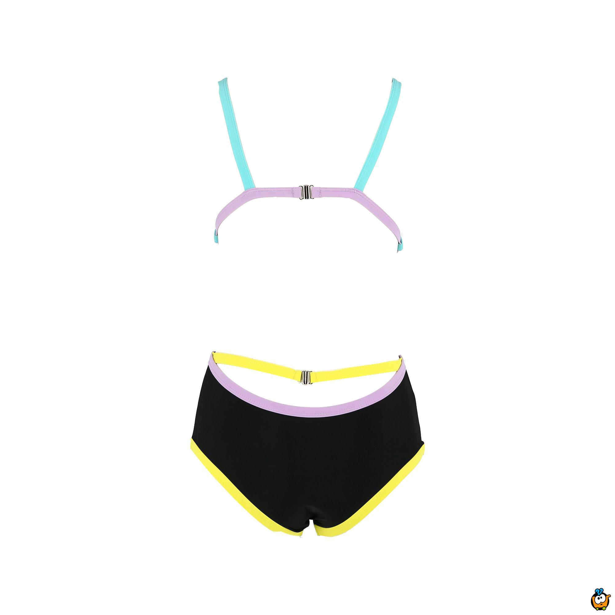 Jednodelni ženski kupaći kostim - SPACE BIKINI