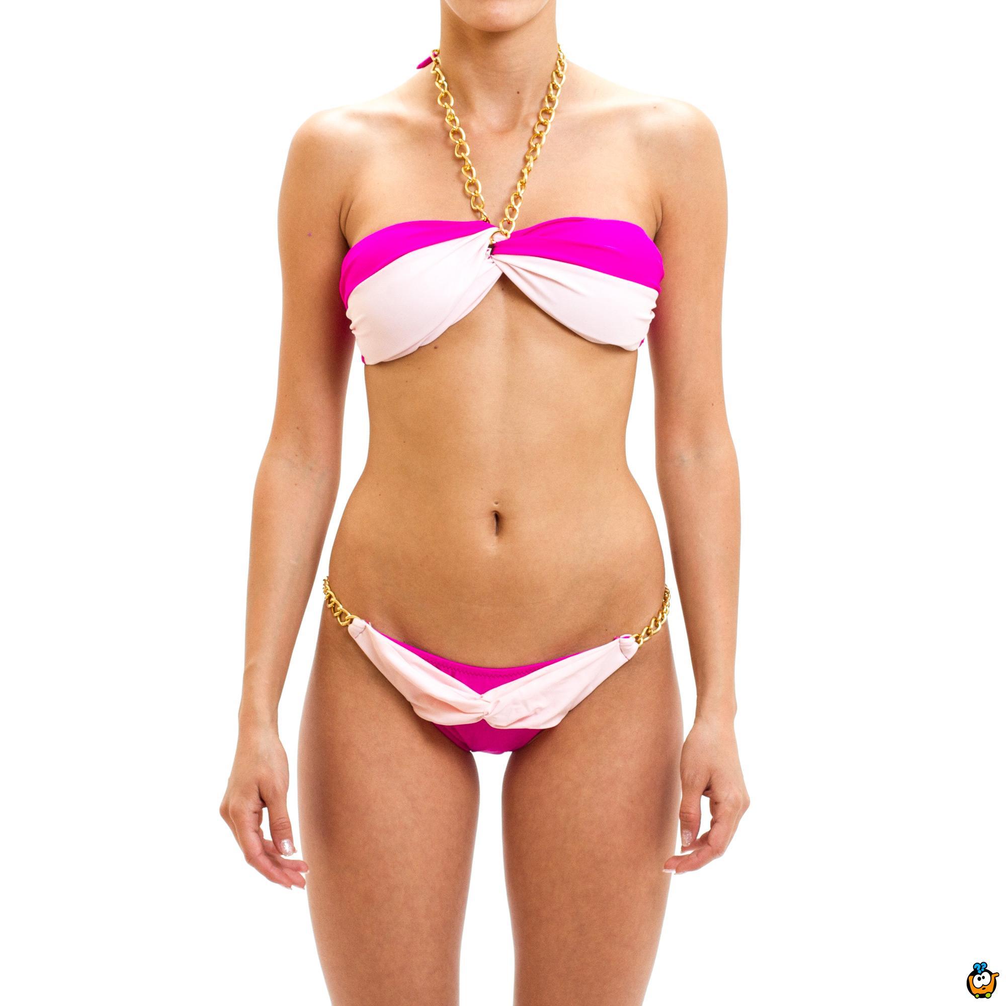 Dvodelni ženski kupaći kostim - ROSE STAR