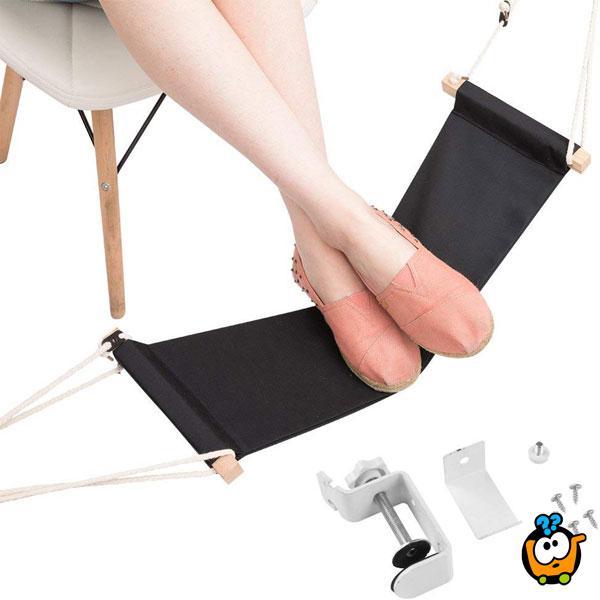 Foot hammock - Platneni držač za noge