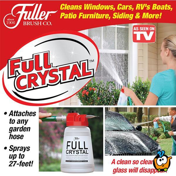 Glass washer - Multifunkcionalna mlaznica