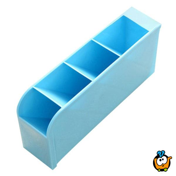 Multi Storage Box - višenamenska stona polica na 4 sprata