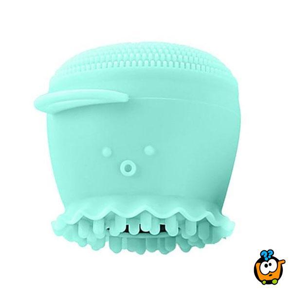 Silicone face brush - Silikonska četka za piling i čišćenje lica