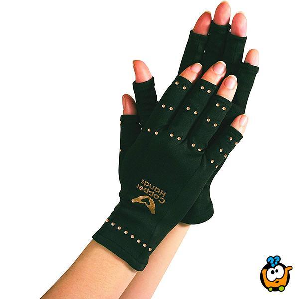 Kompresivne rukavice za pomoć kod artritisa