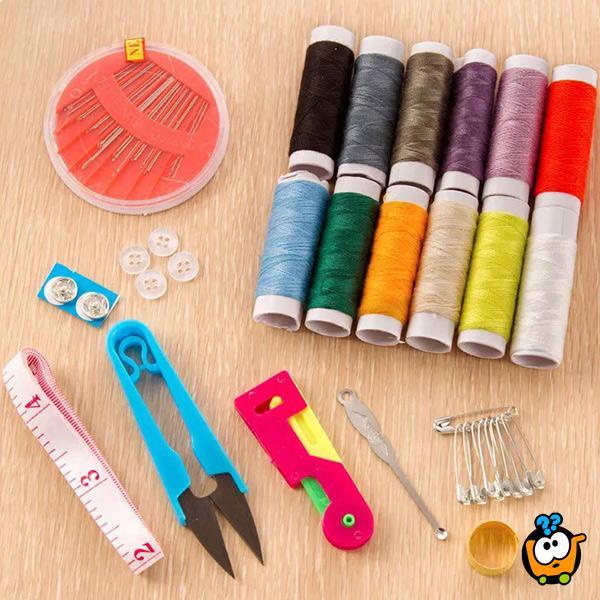 Sewing box -  Šnajderski set za šivenje