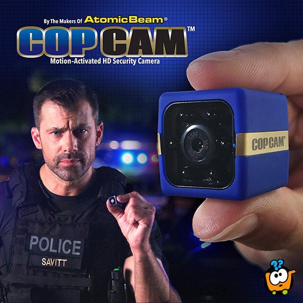 Mini HD sigurnosna kamera - Motion Cop Cam