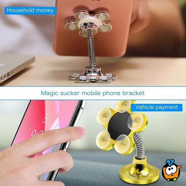 Vakuum držač za mobilne telefone