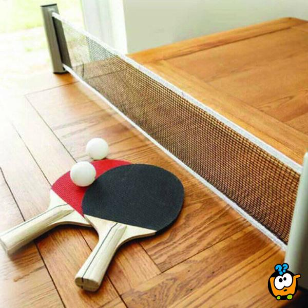 Sedmodelni set za stoni tenis
