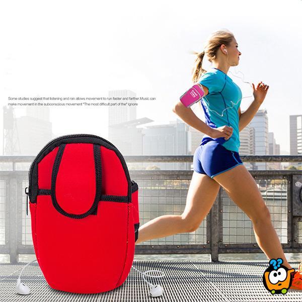 Sportska ručna torbica