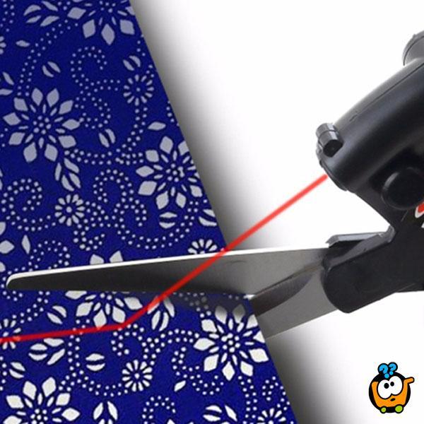 Laser scissors - Laserske makaze za precizno sečenje