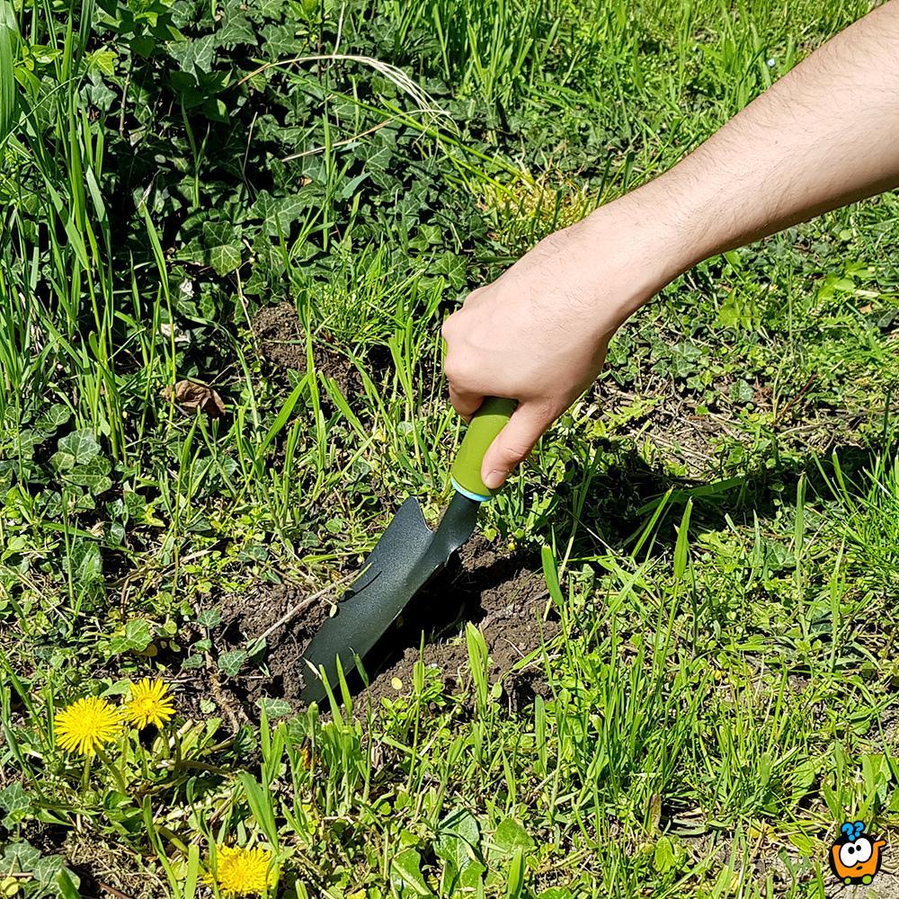 Metalna lopatica za baštu 34 cm