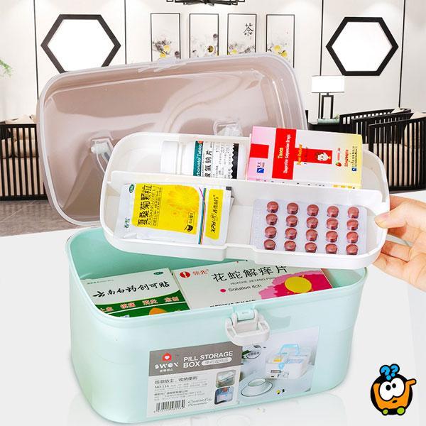 Kutija za skladištenje lekova