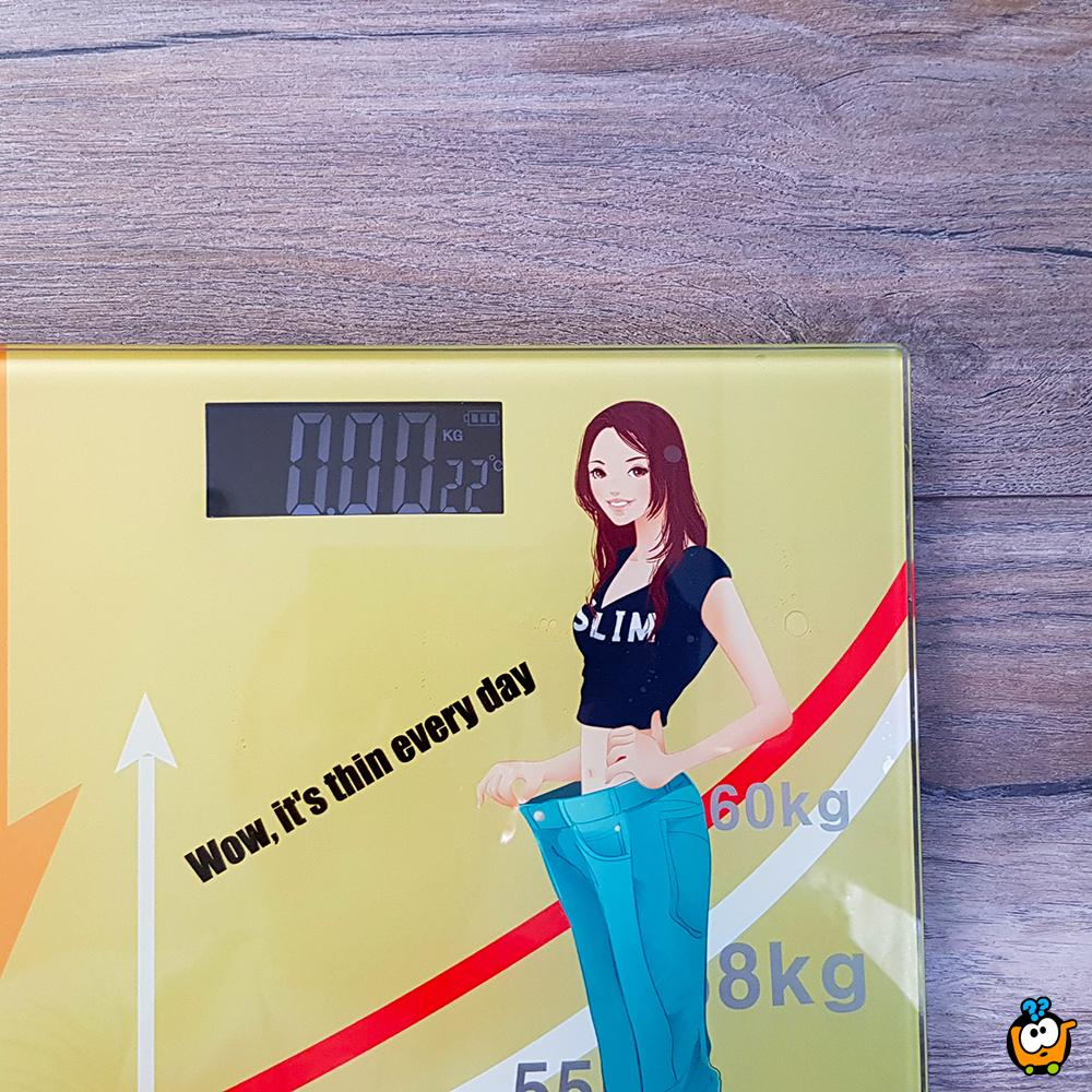 Digitalna vaga za merenje težine - THIN