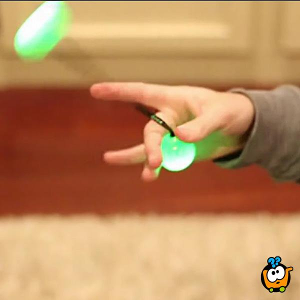 Finger Balls - Svetleće JoJo kugle