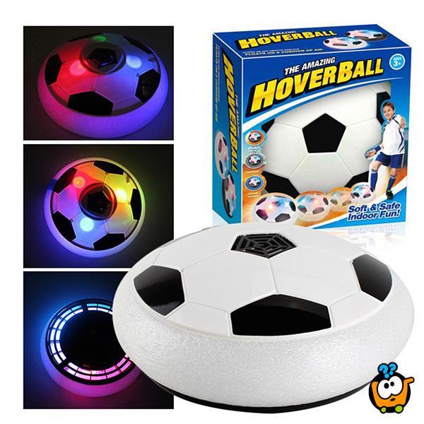 Hover Ball - Lebdeća fudbalska lopta za najbolju igru u kući ili stanu