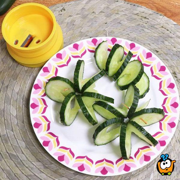 Lemon Spiralizer - Spiralni secko za limun