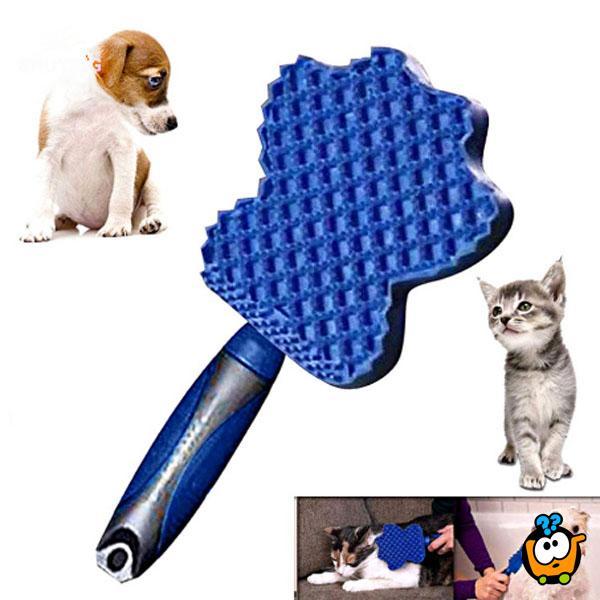 Dog bath brush - Četka za kupanje ljubimaca