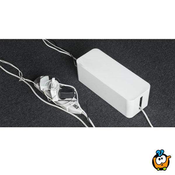 Mini Cable Box - Mini kutija za prikrivanje kablova