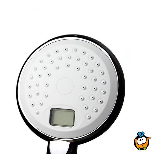 LCD Shower - Magičan tuš koji meri temperaturu vode