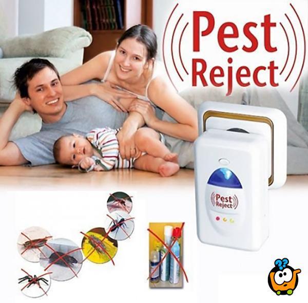 Pest Reject - Rasterivač miševa, insekata i drugih štetočina