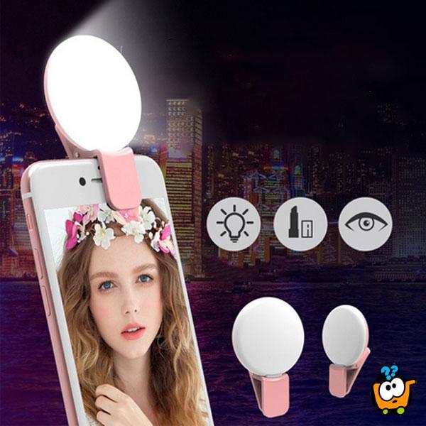 Phone LED lamp - Led Lampa za savršen selfi