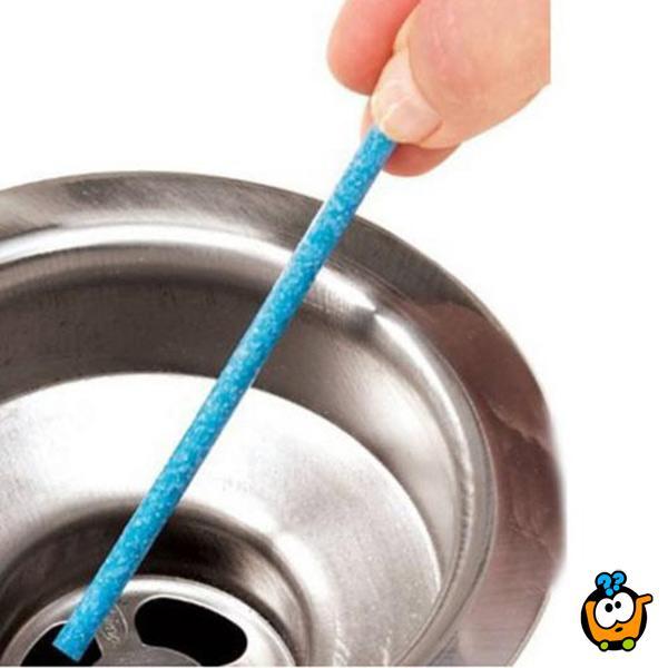 Sani sticks - Magični štapići za čišćenje slivnika i odvoda