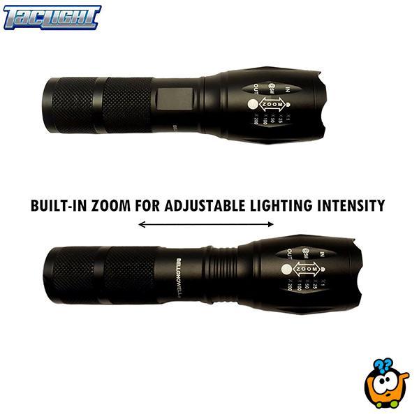 TacLight lampa - Reflektor visokih performansi