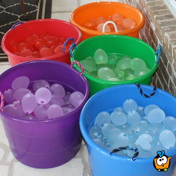 Happy Water Balloons - 100 vodenih balona