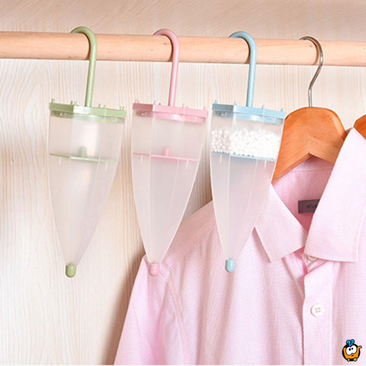 Kišobran osveživač protiv vlage i neprijatnih mirisa