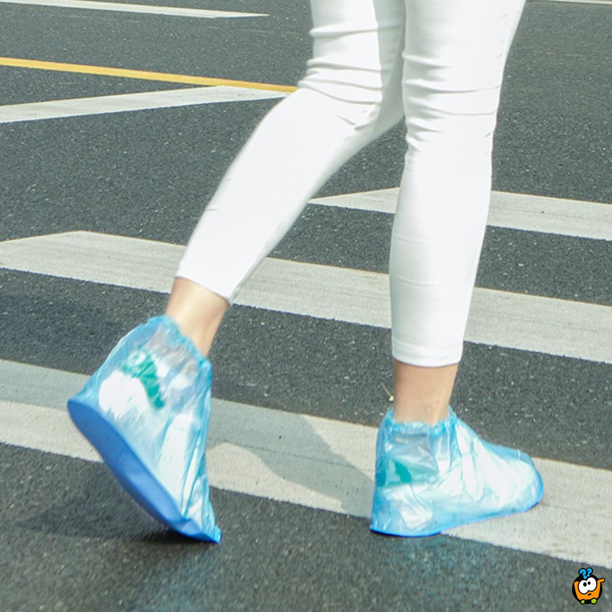Kabanica za obuću - Zaštita od kiše i snega