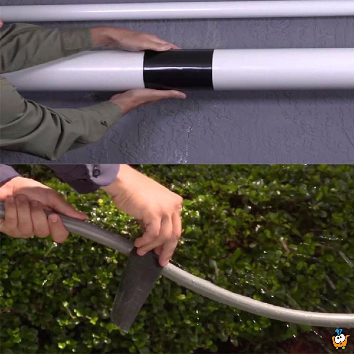 FLEX TAPE 10 x 150 cm - Super jaka vodootporna izolir traka za sve vrste popravki