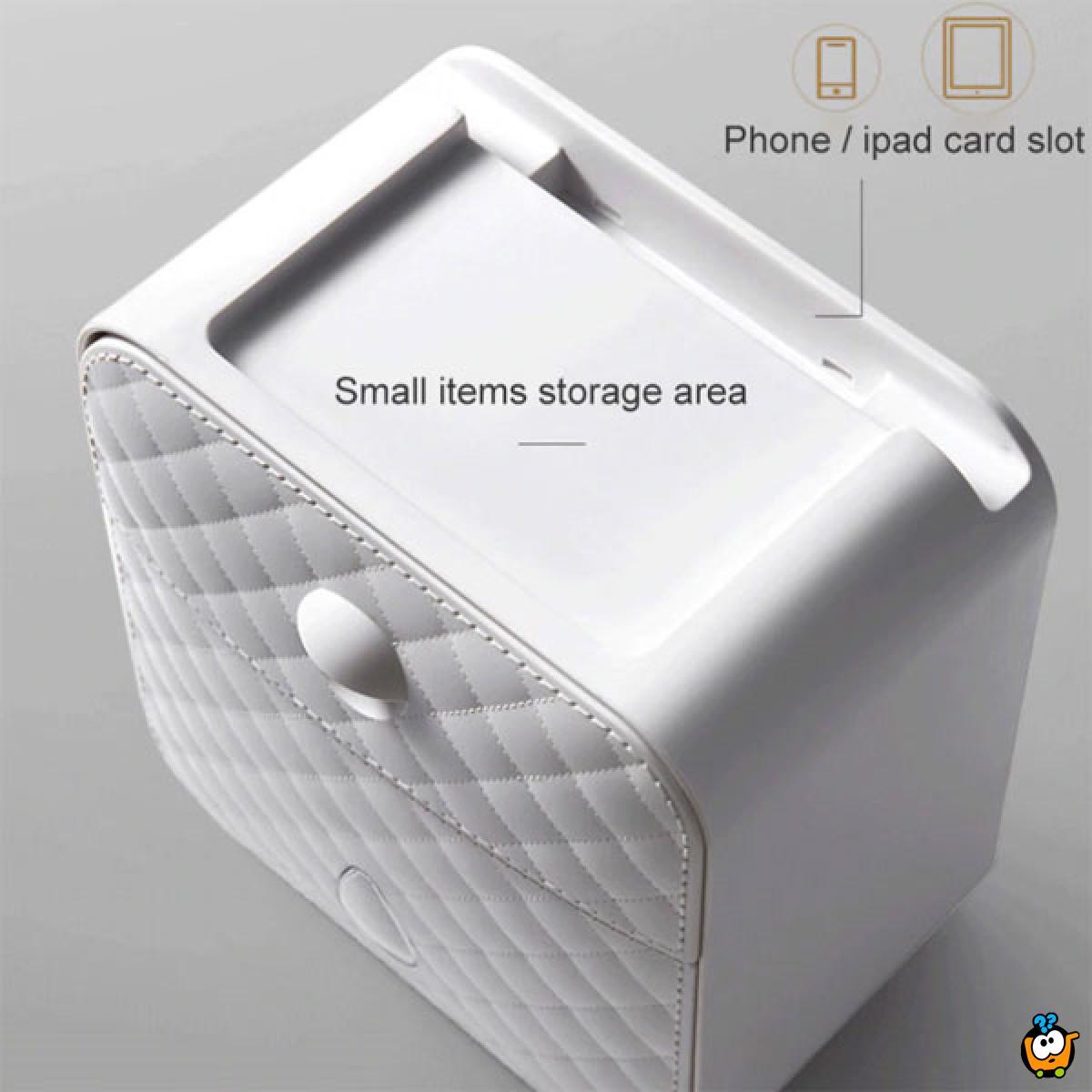 Kreativni kupatilski mini ormarić