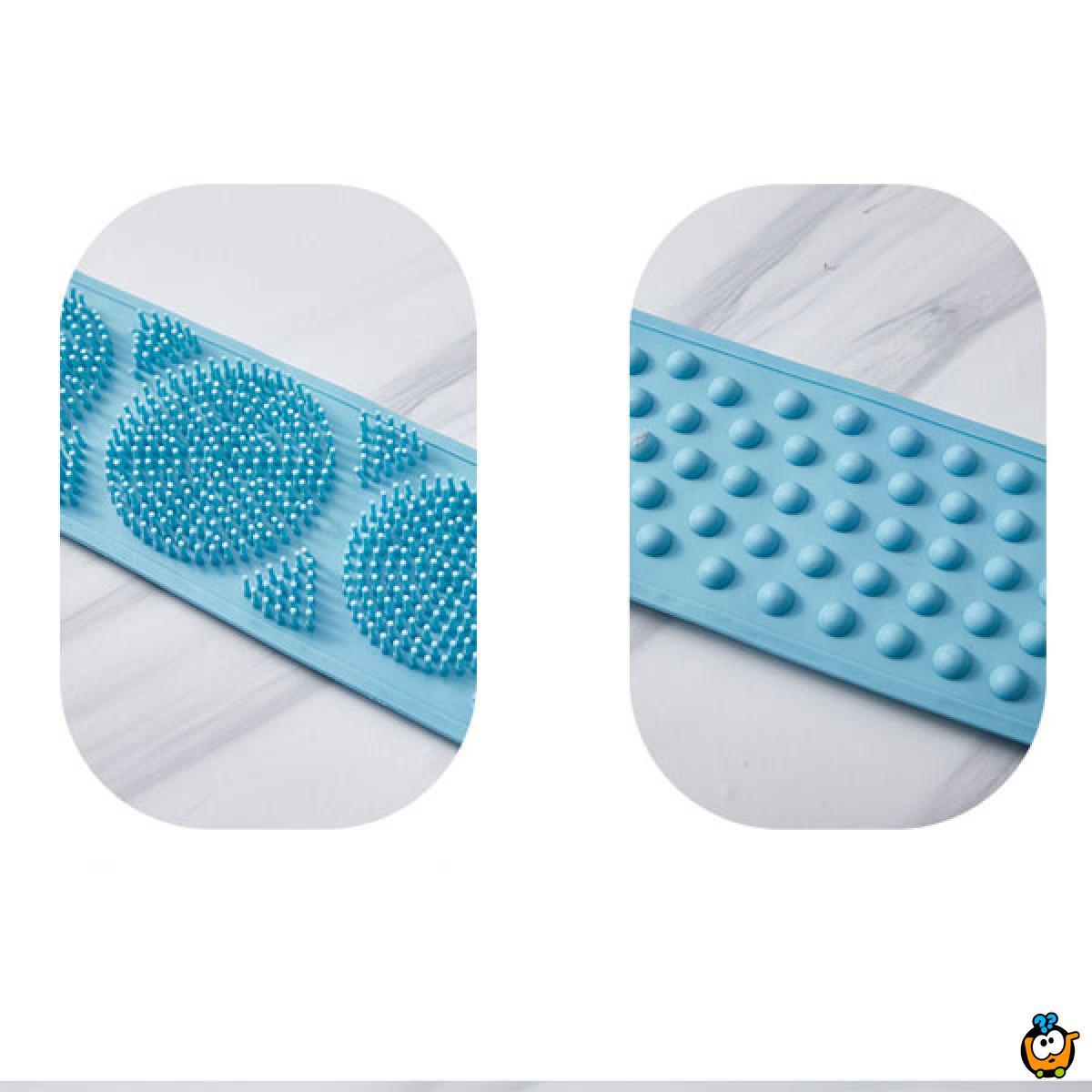 Silikonska traka za masažu i pranje leđa