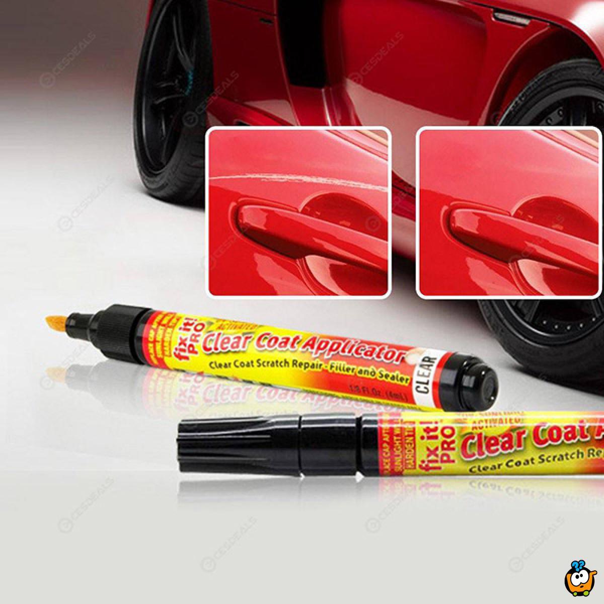 Fix it Pro marker za ogrebotine na automobilu