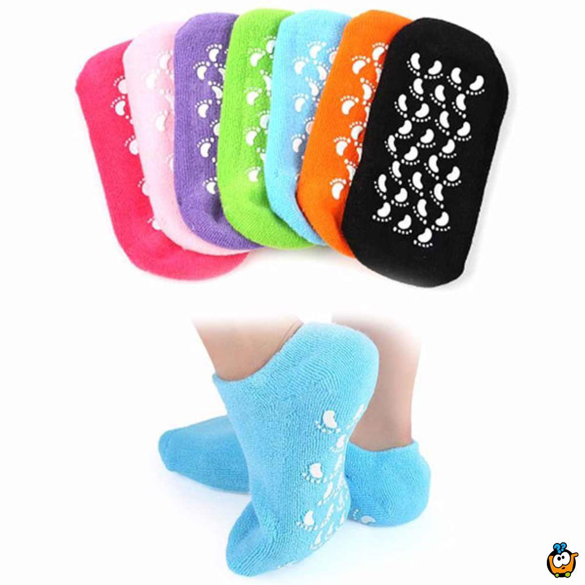 SPA Gel čarape za hidrataciju kože