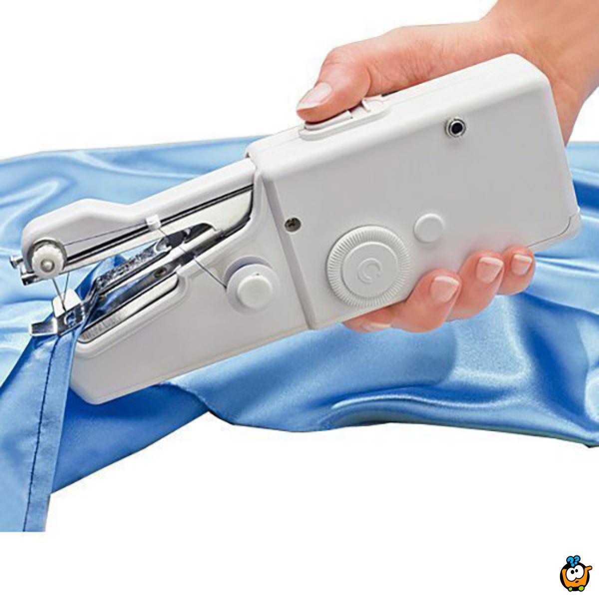 Prenosiva ručna mini mašina za šivenje