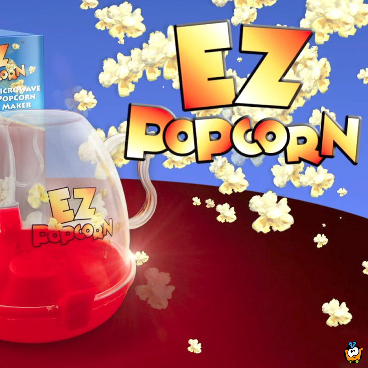 EZ Popcorn Maker - Činija za lako spremanje kokica
