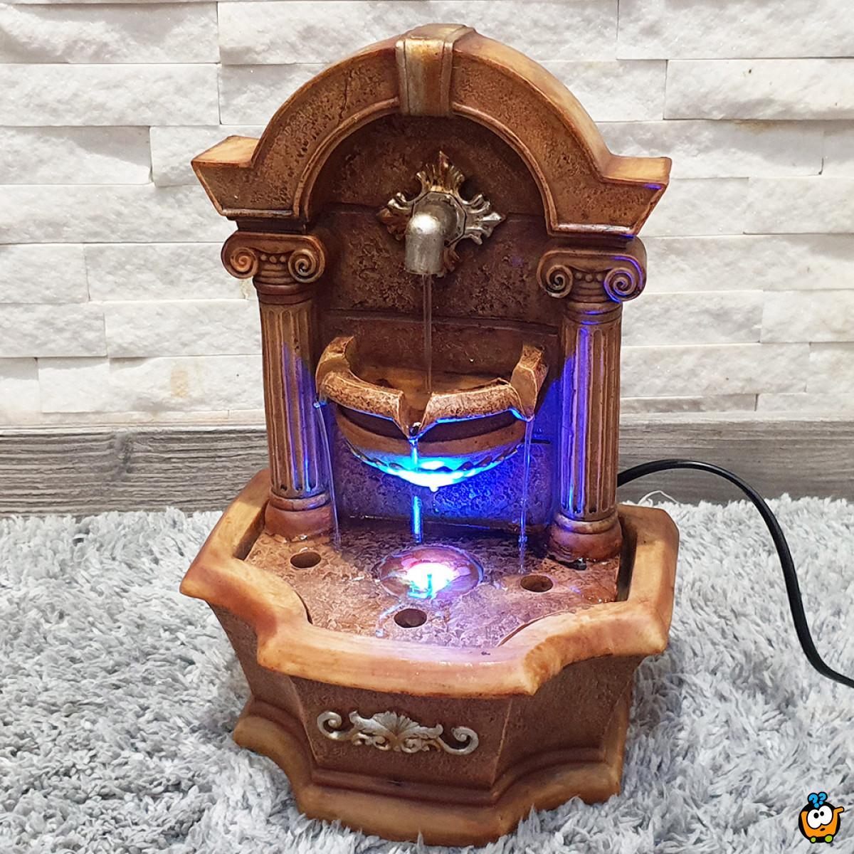 Dekorativna sobna fontana - Retro Flow
