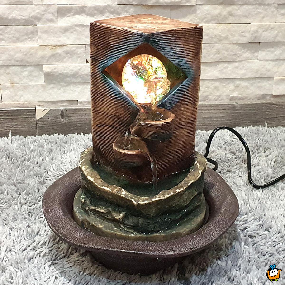 Dekorativna sobna fontana - Stone Art