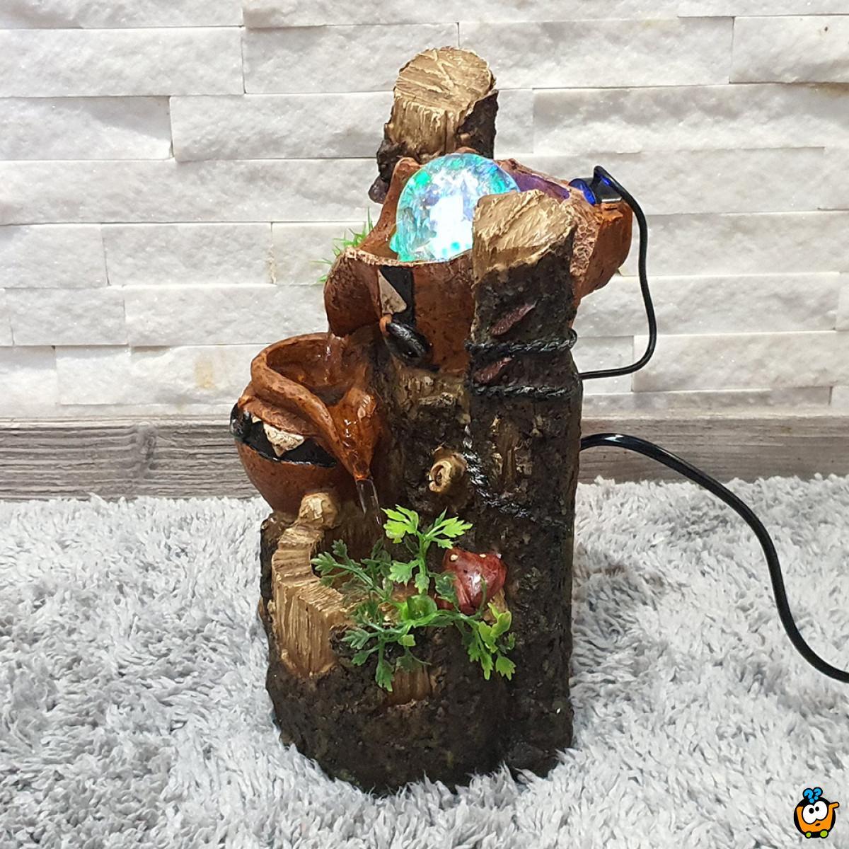 Dekorativna sobna fontana - Clay Image