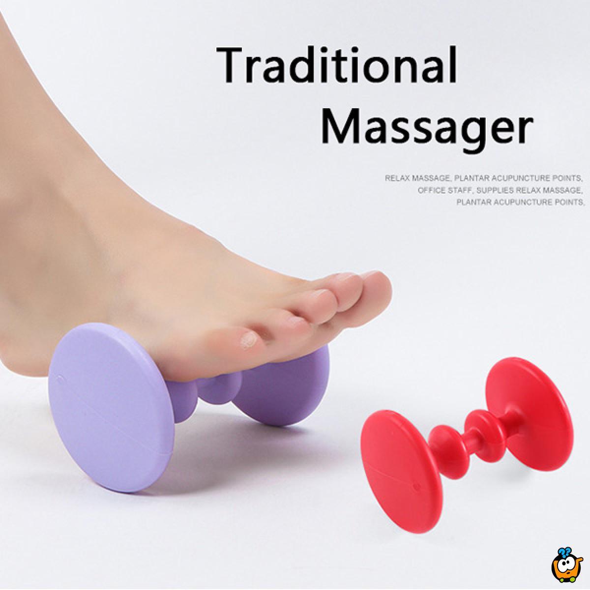 Refresh Massager - Praktični masažer za relaksaciju stopala