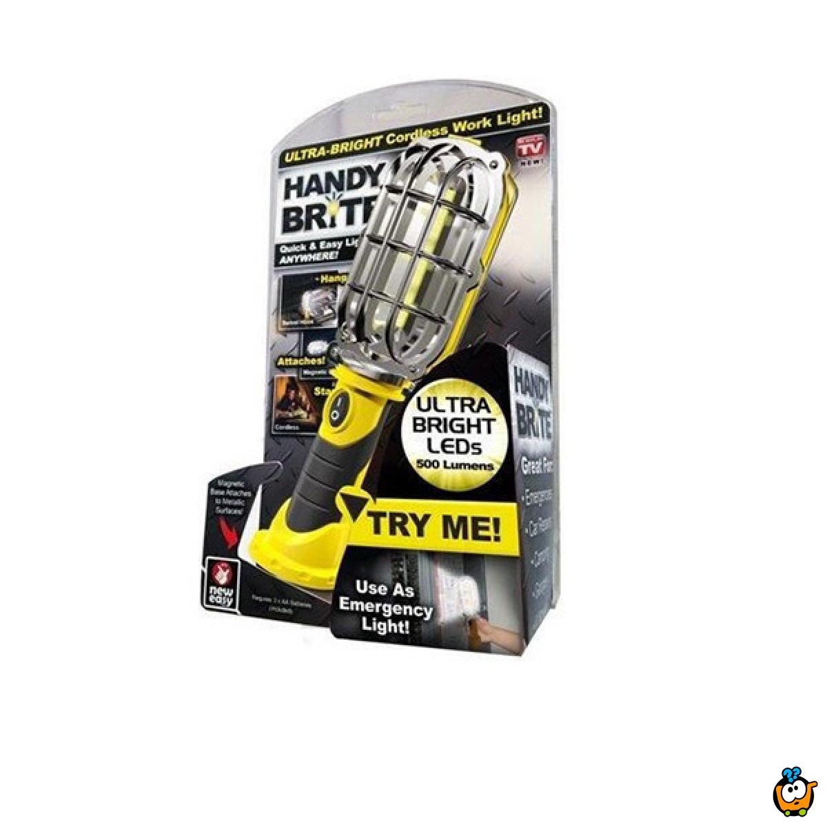 Handy Brite - Ultra jaka radna LED lampa sa magnetom