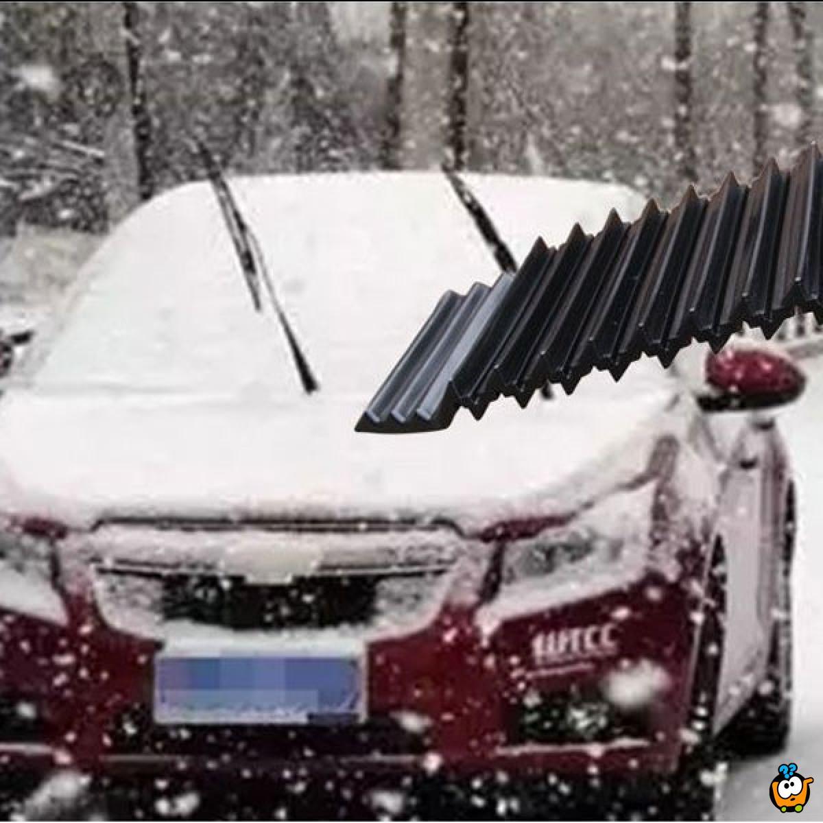 Tread Ahead - Pomoćnik pri izvlačenju zaglavljenog automobila