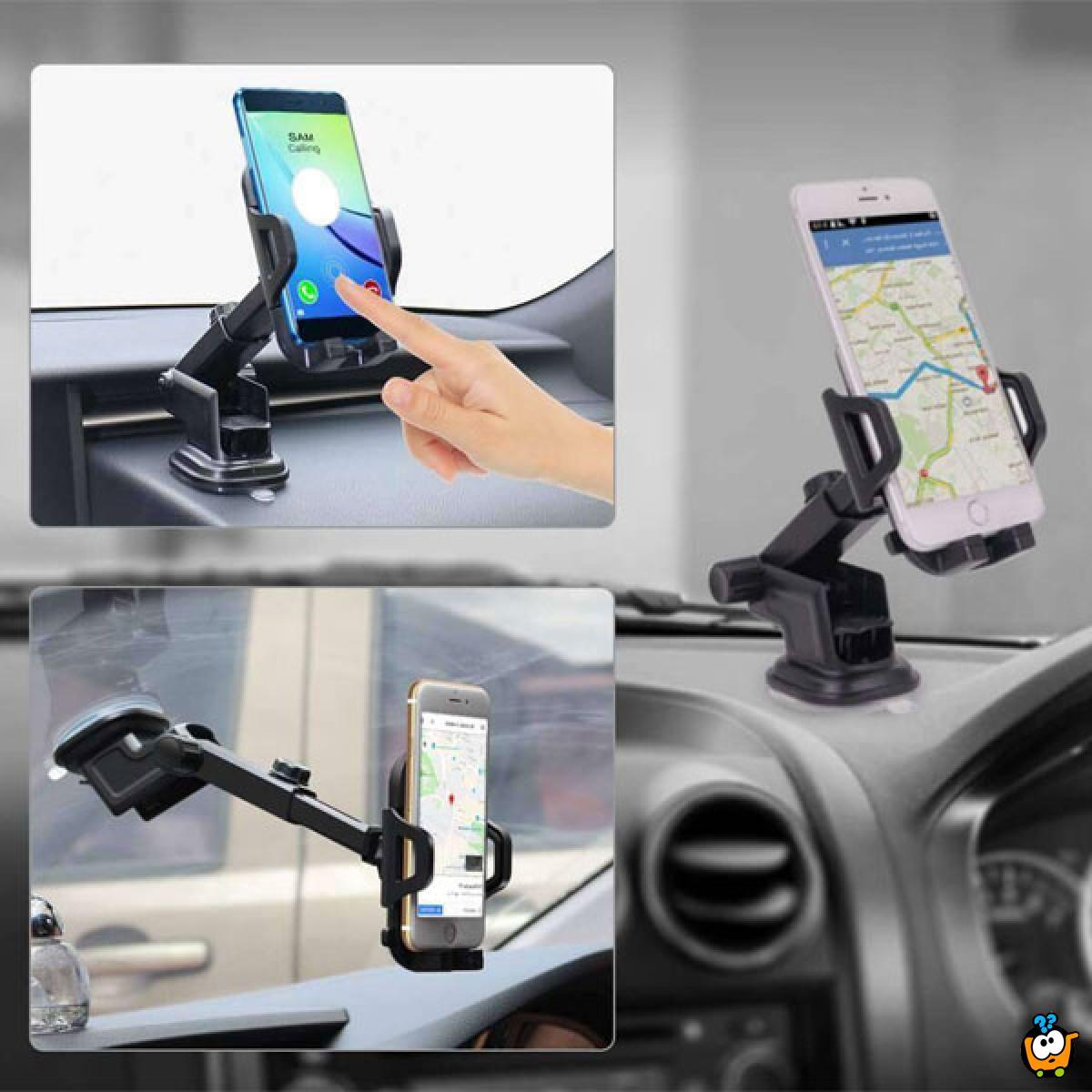 Classic holder - Stabilni držac telefona u automobilu