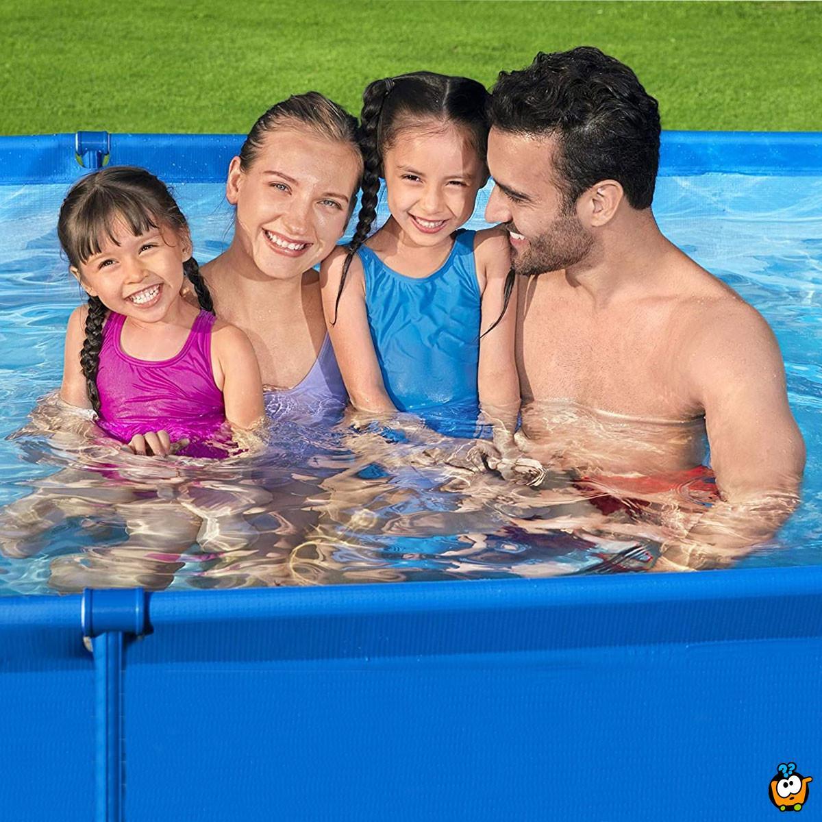 28270 Garden pool - Pravougaoni porodični bazen - 2,20m x 1,5m x 60cm