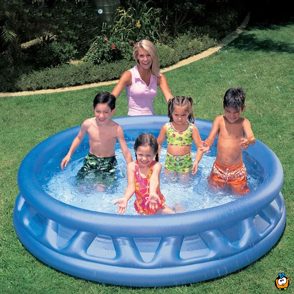 INTEX 58431NP/EP - Soft Side Pool - Mekani okrugli bazen sa dva prstena