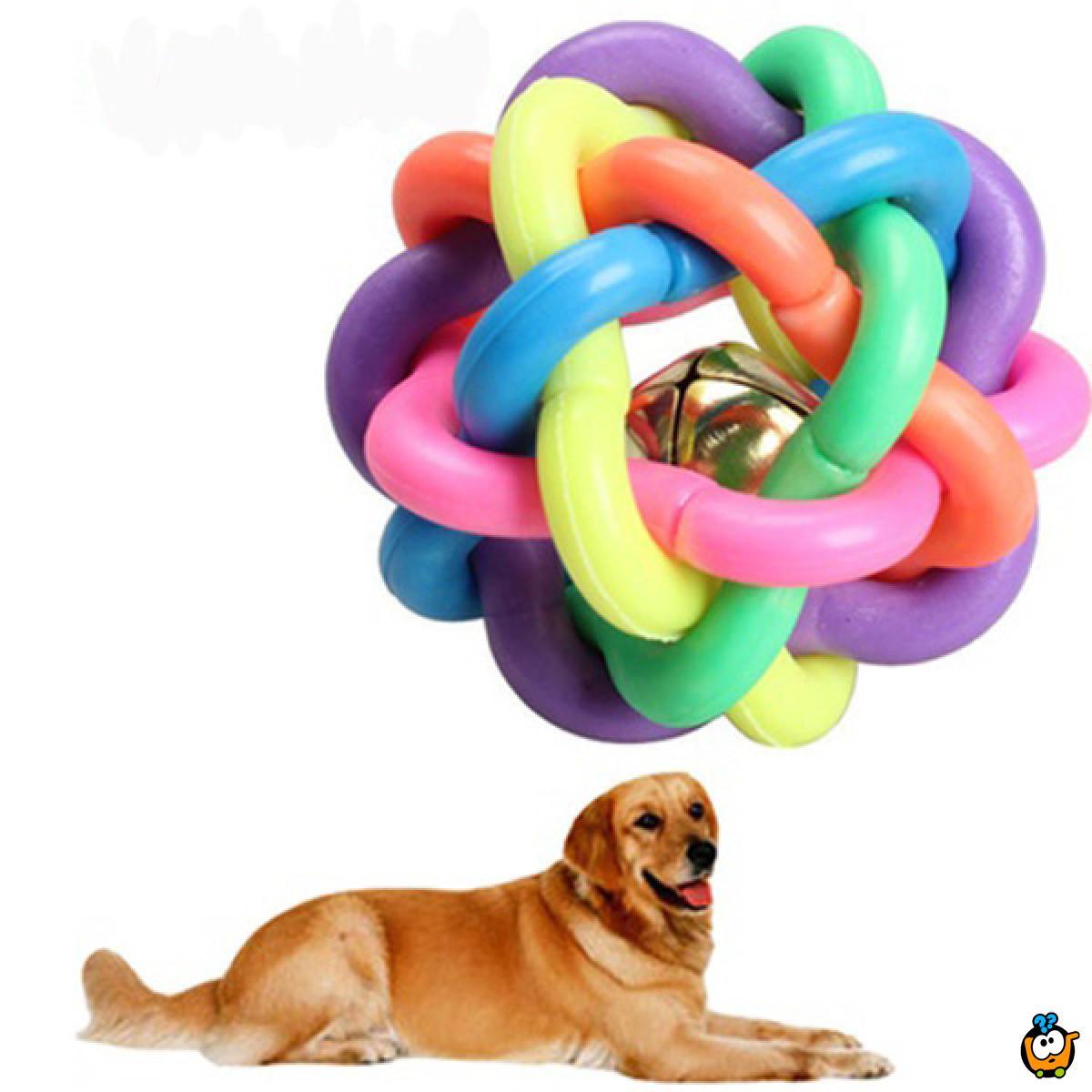 Pet ball - Šarena loptIca za kućne ljubimce