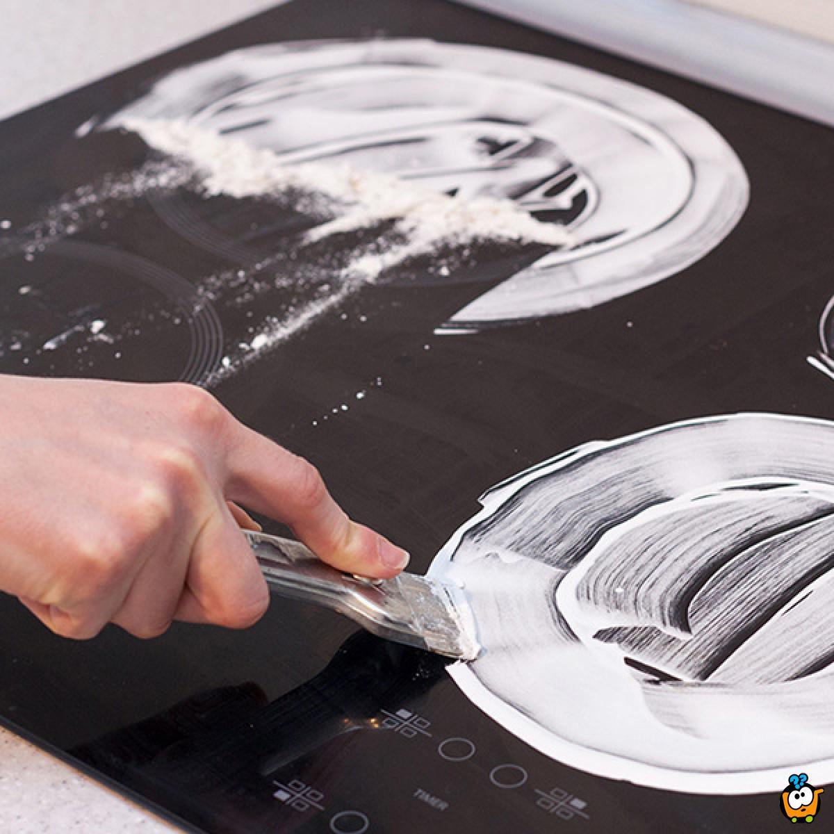 Špatula za temeljno čišćenje ravne ploče šporeta
